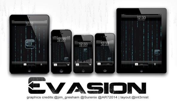evasion jailbreak ios6.1.3