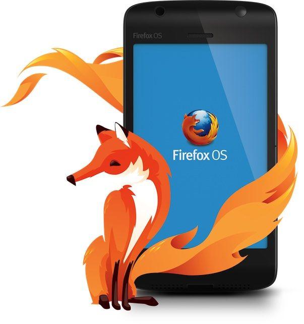 Операционная система FirefoxOS