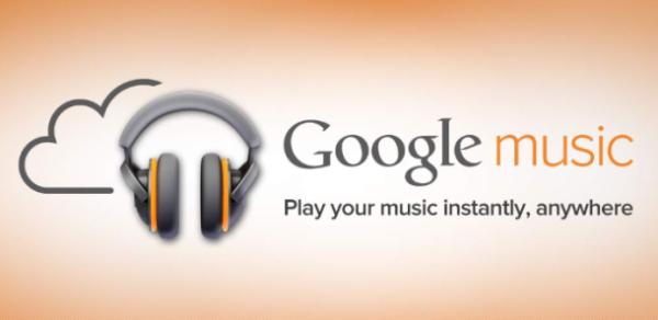 Сервис потоковой музыки Google