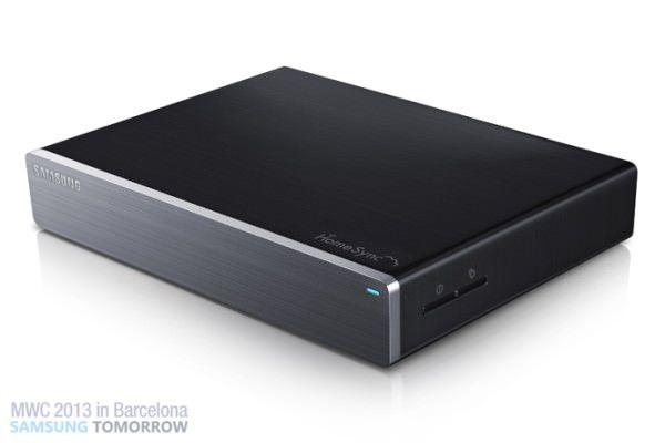 HomeSync от Samsung