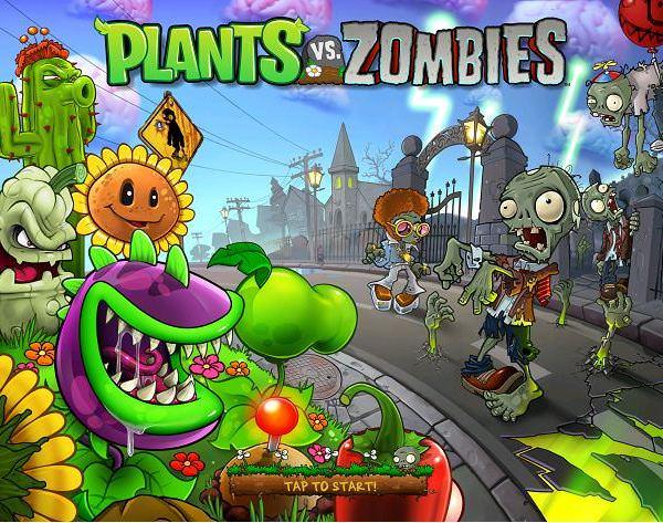 Plants vs zombie free