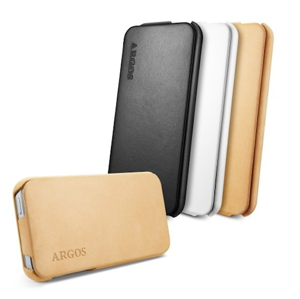 SGP-Argos-Leather-Case-White-iPhone 5