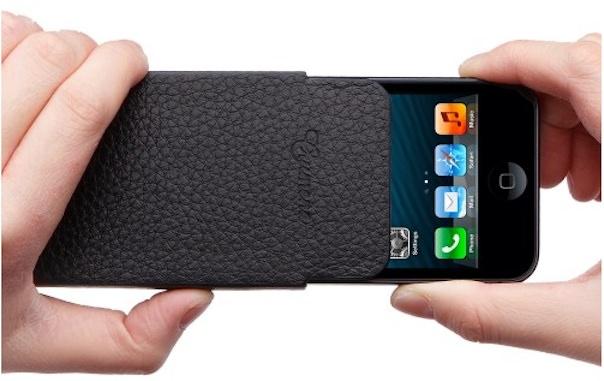 Обзор чехлов SGP Crumena s iPhone 5