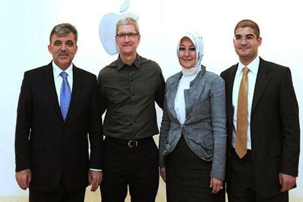 Турция планирует закупить 15 млн. iPad для школьников