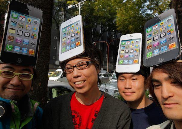 Apple в Японии