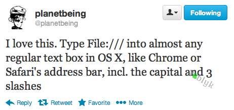 Обнаружен баг в системе OS X, который присутсвует во всех версиях Mountain Lion