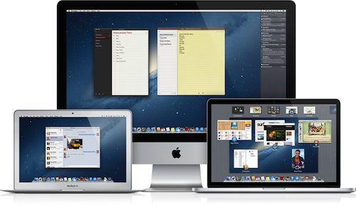 Количество компьютеров на OS X 10.9 значительно увеличилось