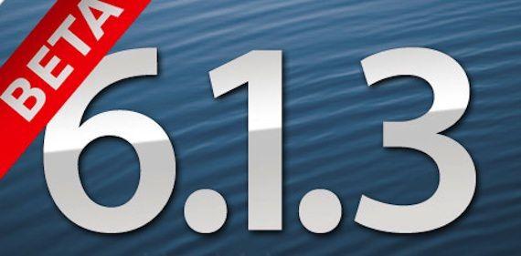 Скачать iOS 6.1.3
