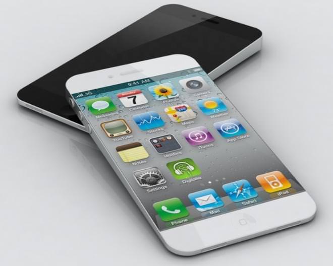 Концепт iPhone Plus Math с 5-дюймовым дисплеем