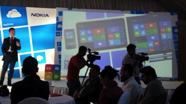 Планшет Nokia Lumia