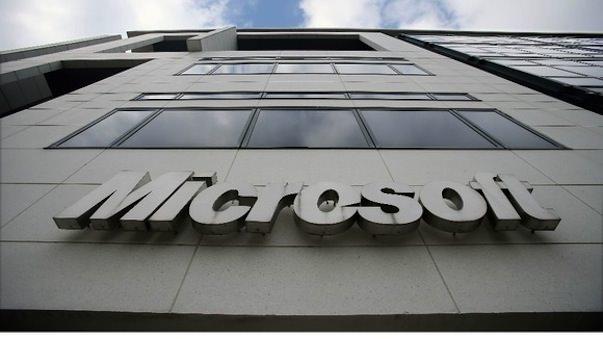 microsoft, также как и apple была взлома хакерами