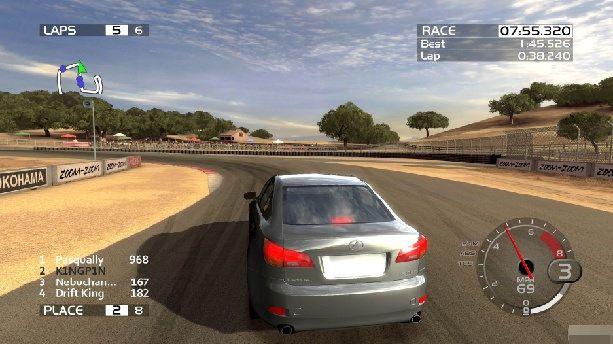 Один из первых скриншотов игры, сделанный с помощью iPhone 5