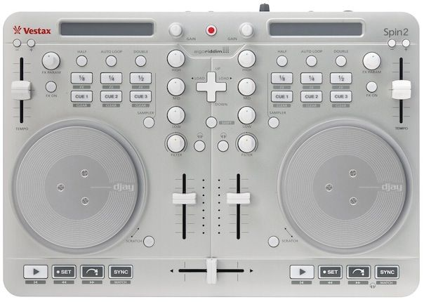 Vestax Spin 2 for Mac, iPad, iphone