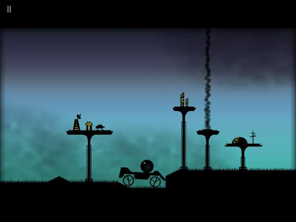 игра NigtSky для iPad