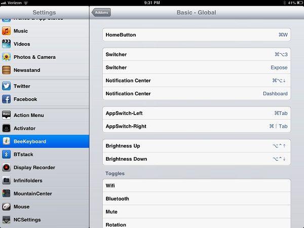 Best-iPad-Jailbreak-Apps-BeeKeyboard