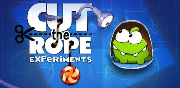 Cut the Rope Experiments для iPhone