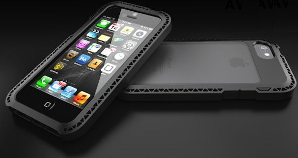 Taktik Seismik - чехол для iPhone 5