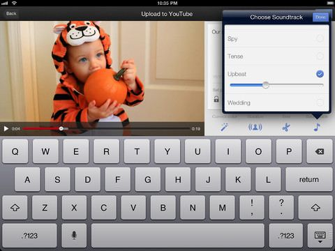 Youtube Capture iPad скриншот 2