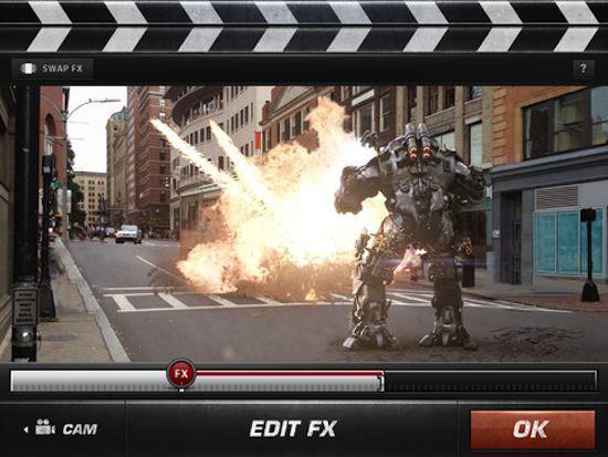 Новые спецэффекты Action Movie FX