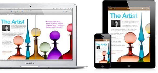 iCloud на Macbook, iPhone и iPad