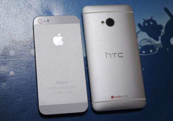 iPhone-5-vs_HTC-one