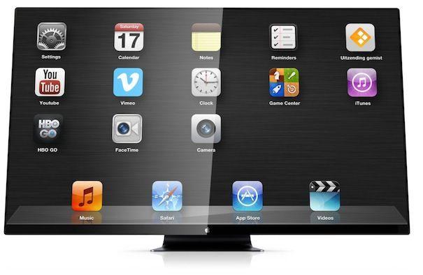 iTV - телевизор Apple