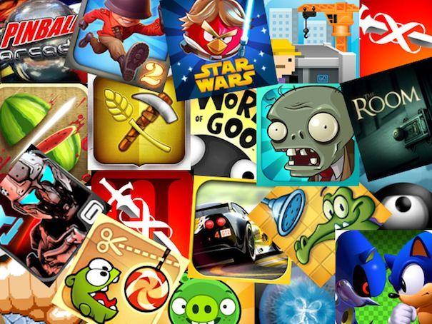 Игры для iPhone и iPad