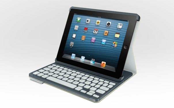 Клавиатура logitech folio для ipad