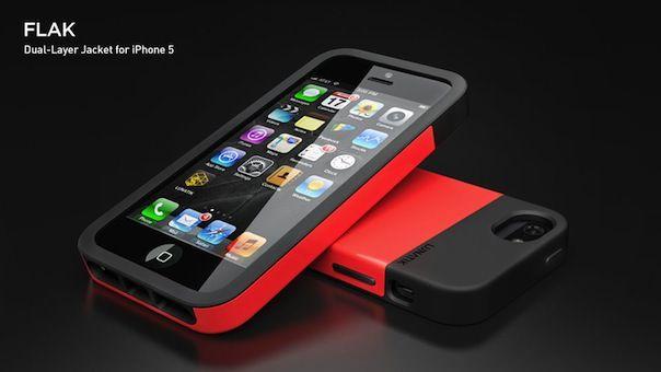 Taktik flak - чехол для iPhone 5