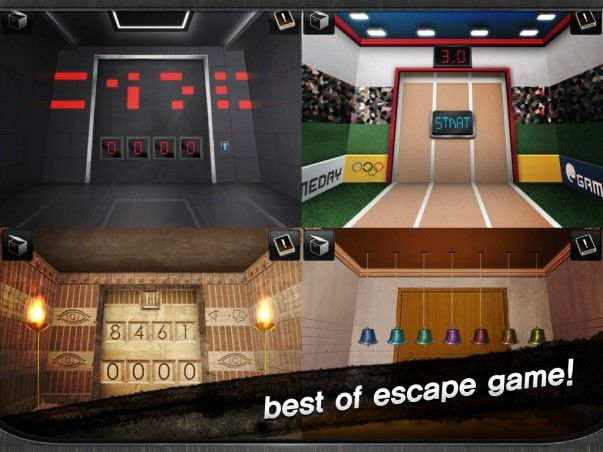 Игра для iPhone,iPad.Door&Rooms