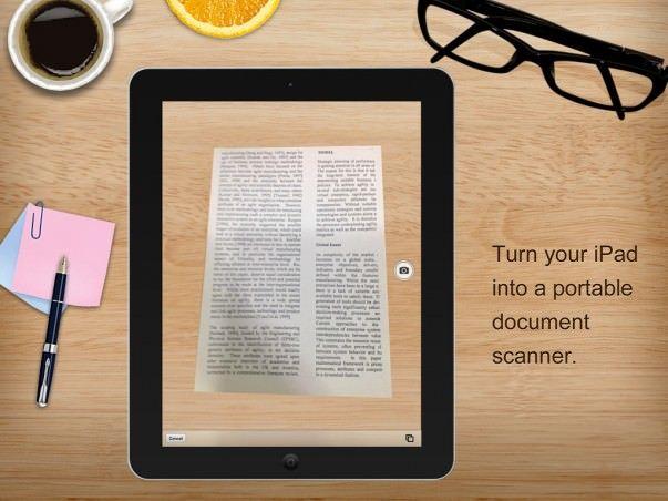 TinyScan Pro для iPhone и iPad