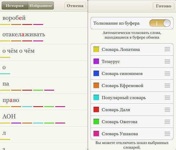 iТолковый: Сборник русских толковых словарей