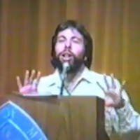 Стив Возняк о Джобсе, компьютере Apple I в видео 1984 года