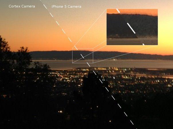 Cortex Camera для iPhone