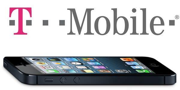 t-mobile будет продавать iphone 5