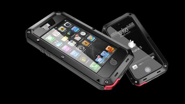 Чехол taktik extreme для iphone-5