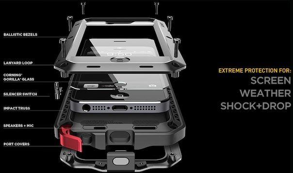 taktik extreme для iphone-5