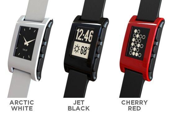 Pebble-watches