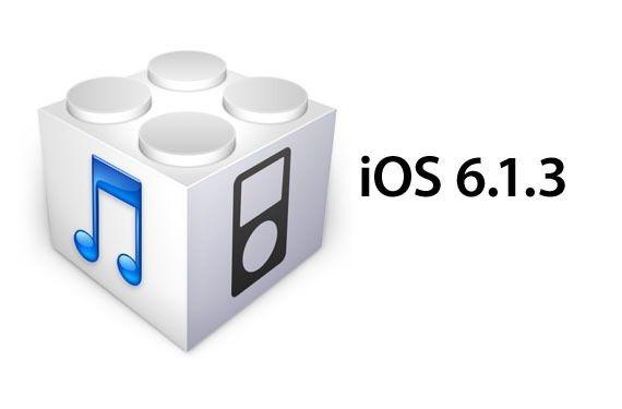 Скачать iOS 6.1.3 для iPhone 5 и других устройств