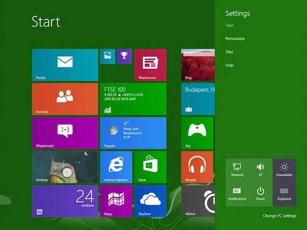 Первые видео и фото Windows Blue появились в сети