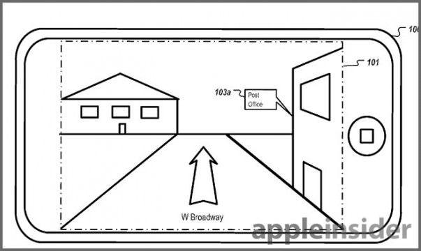 Apple-patent-Panoramic-view