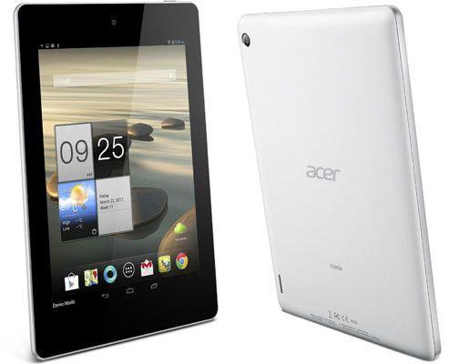 Acer Iconia A1 810 конкурент iPad mini