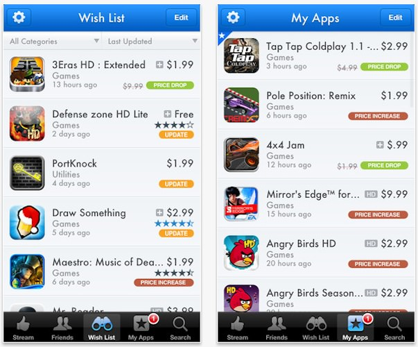 Скачать AppShopper Social для iphone или ipad