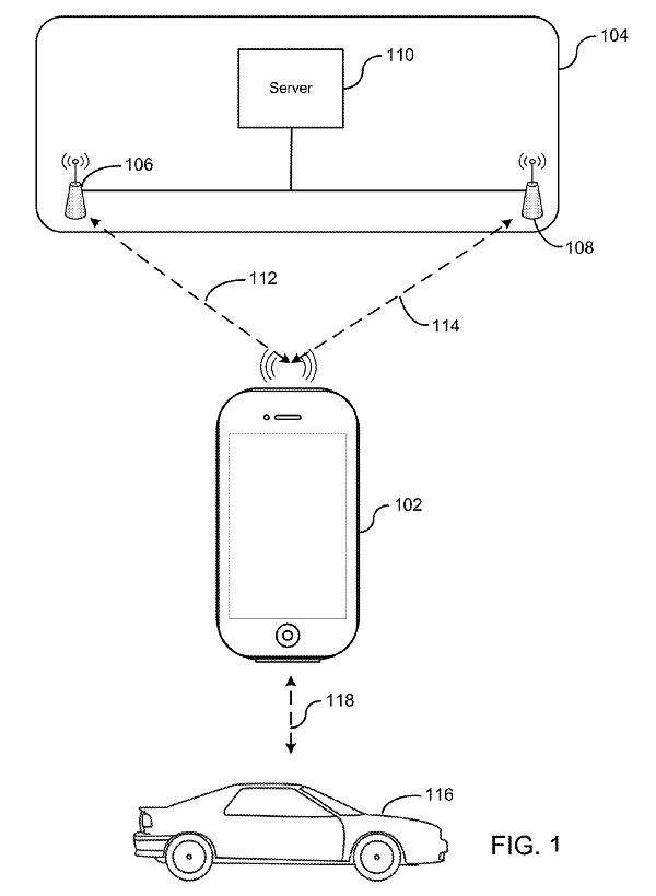 Новые патенты от компании Apple