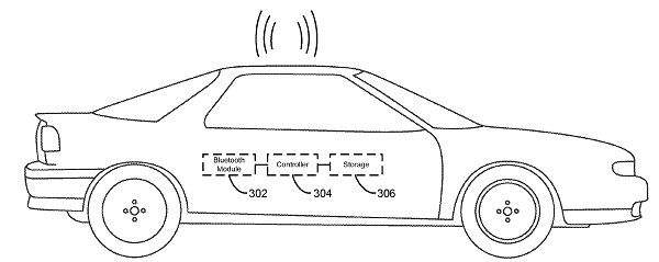 Новый патент от Apple