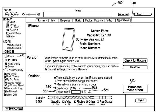 Apple_patent_offline-iTunes-purchases