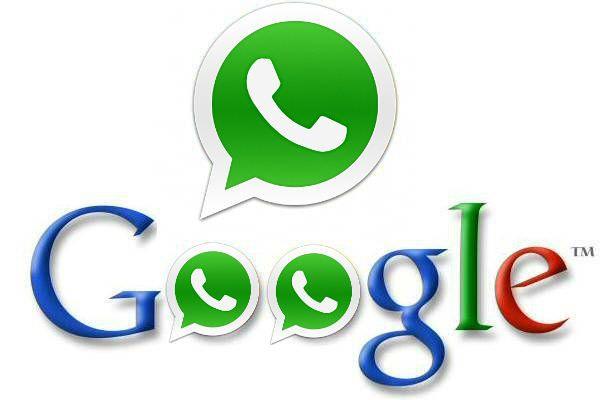 google покупает whatsapp