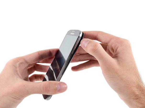Как разобрать Samsung Galaxy S4