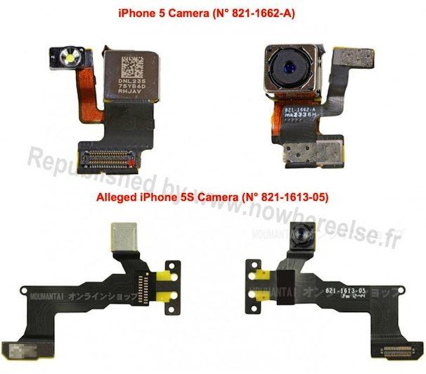 iPhone 5S фото камеры