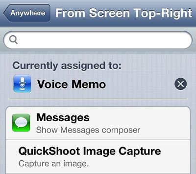 Voice Memo Toggle для Activator